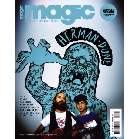 Magic n°123