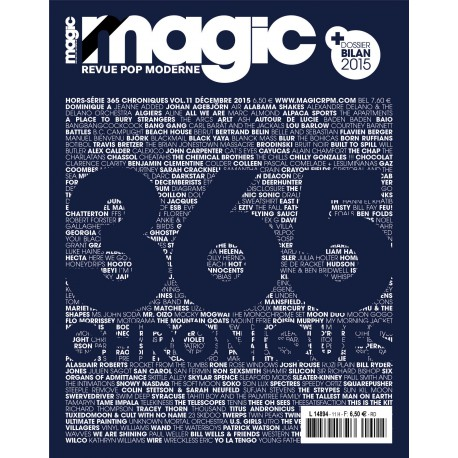 365 Chroniques Vol. 11 (2015)
