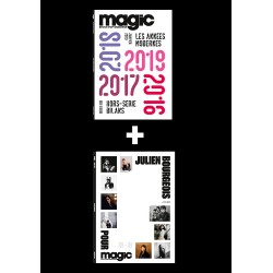 Lot des deux hors-séries Magic 2019