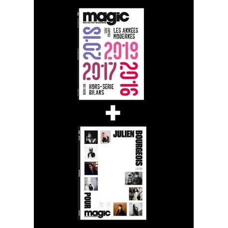 Lot des deux hors-séries Magic 2019
