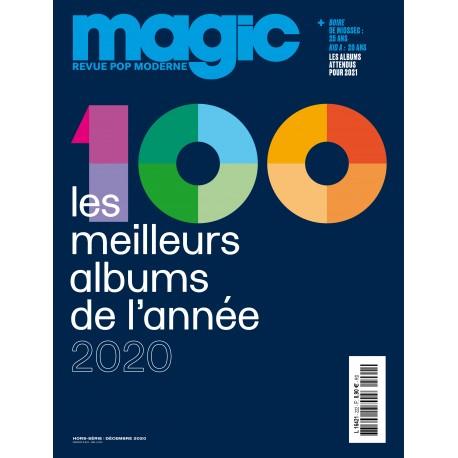 Magic Hors-Série 2020 Les 100 Albums de l'Année - tarif Early Birds