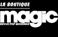 magic, revue pop moderne